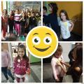 """Световният ден на усмивката отбелязаха четвъртокласници под мотото """"Направи добро! Накарай някого да се усмихне!"""" - Изображение 1"""