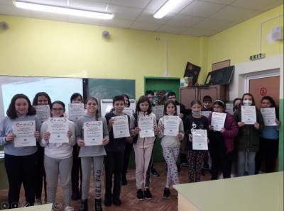 """Ученици и учители от ОУ """"Иван Сергеевич Тургенев"""" участваха в екологичен форум на тема """"Да помогнем на Земята сега, за да ѝ се радват бъдещите поколения"""" 4"""