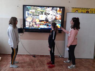 """Учениците от клуб """"Дигитален свят"""" към проект """"Образование за утрешния ден"""" представиха своите последни проекти  5"""